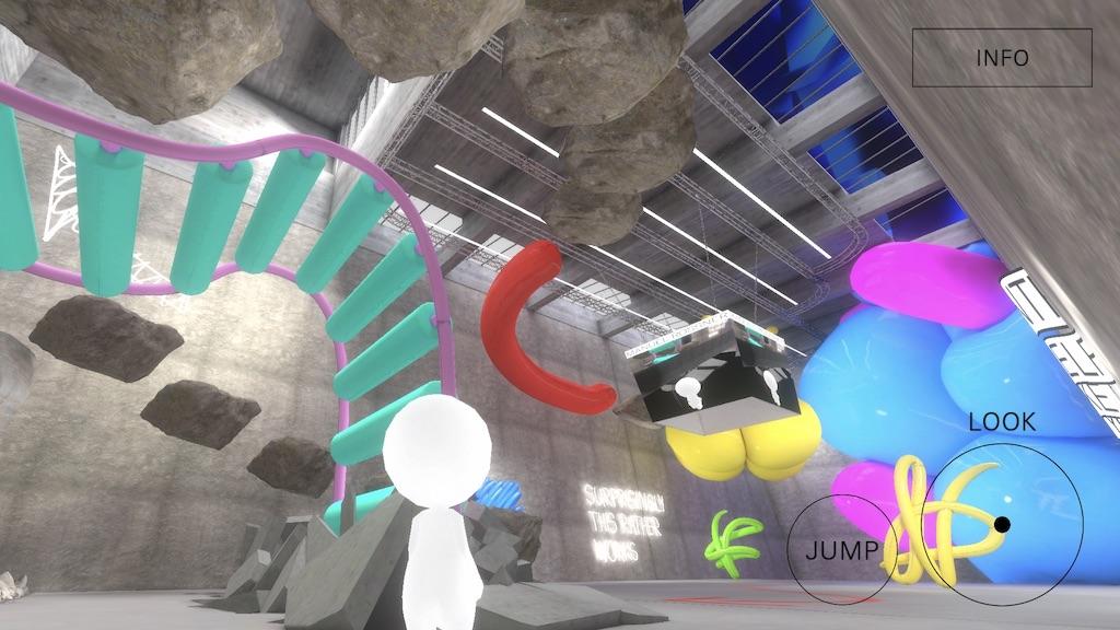 Manuel Rossner virtuelle Ausstellung