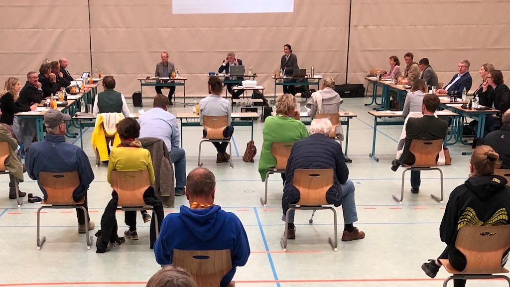 Gemeinderäte und Gemeinderätinnen in Schondorf