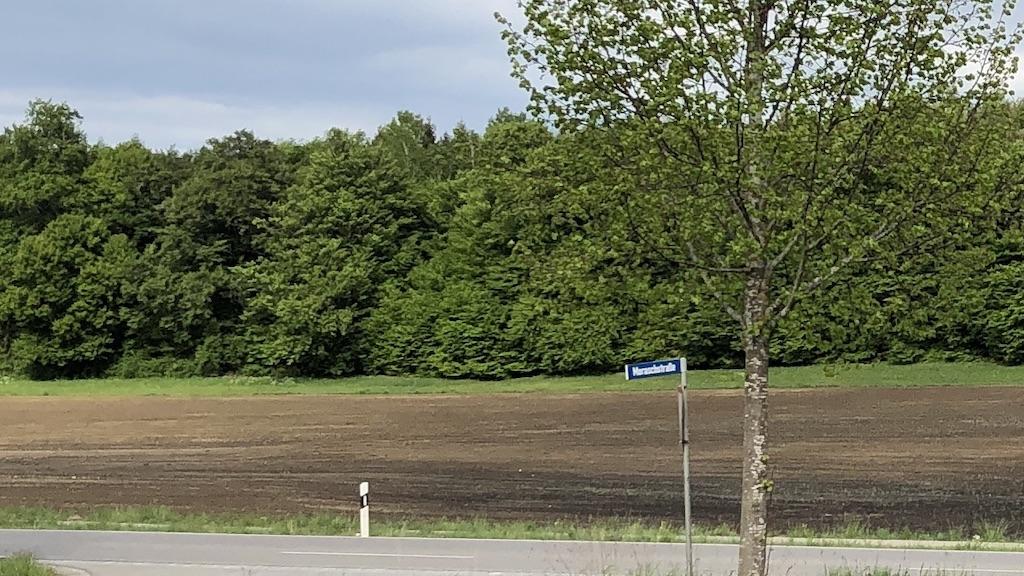 Moraschstrasse in Schondorf