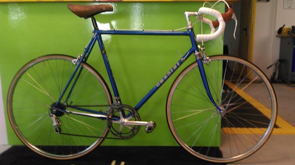 Klassisches Rennrad