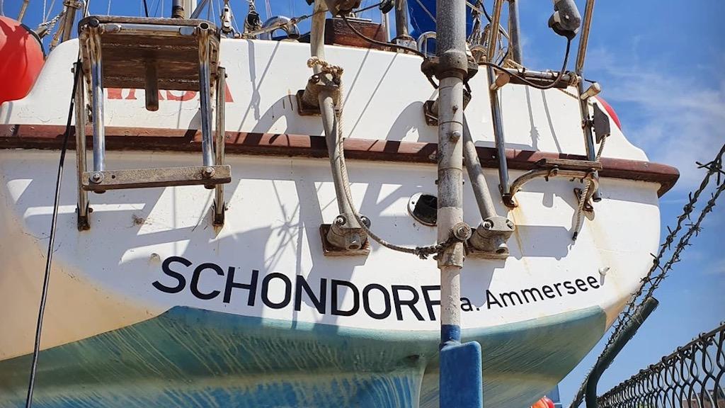 Heimathafen Schondorf am Ammersee