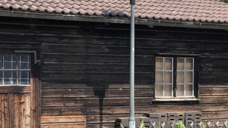Baracke in Schondorf am Ammersee