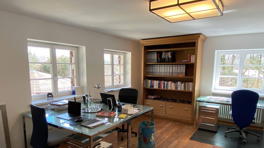 Ammersee Business Lounge Coworking Büro