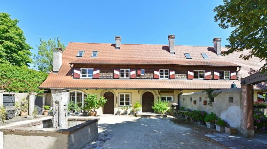 Ammersee Business Lounge in Schondorf