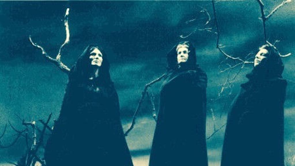 Drei Hexen