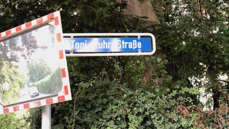 Toni Ruhr Strasse in Schondorf