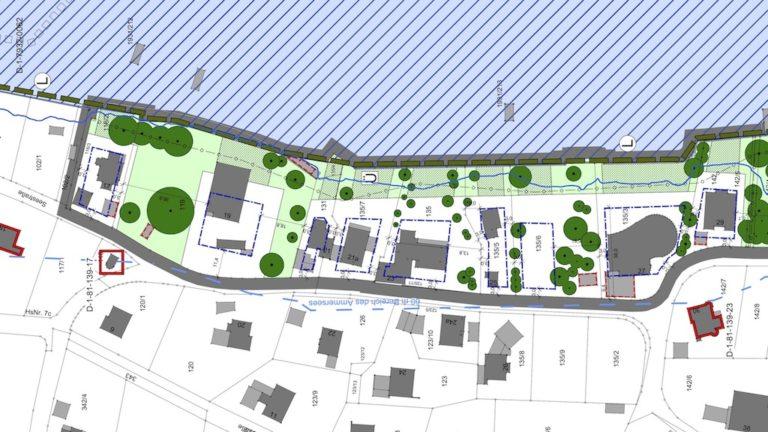 Transparenz in der Bauleitplanung: Seestrasse Ost