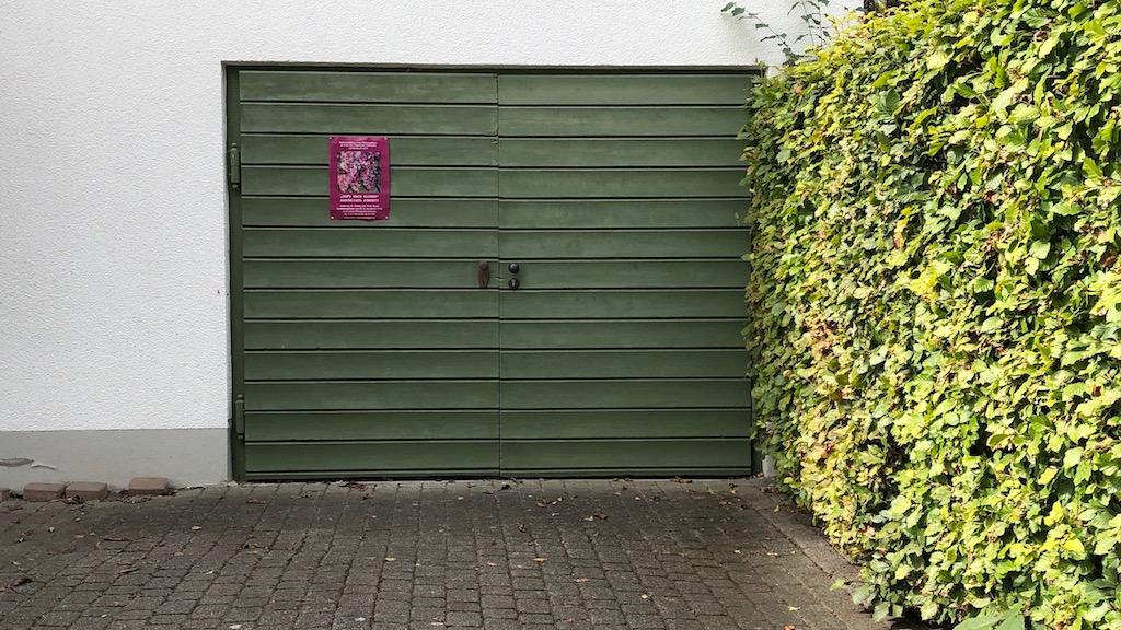 Braucht Schondorf eine Garagenverordnung Kontrolle