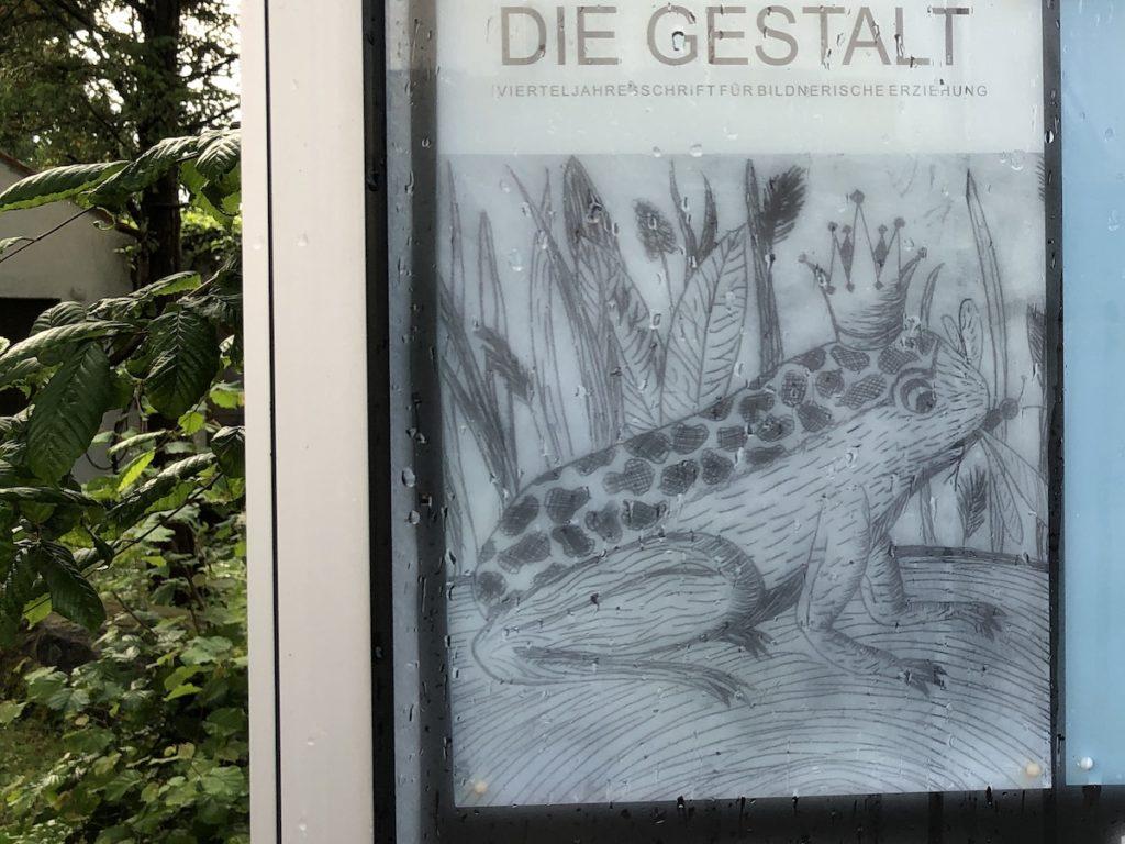 Zeitschrift Die Gestalt