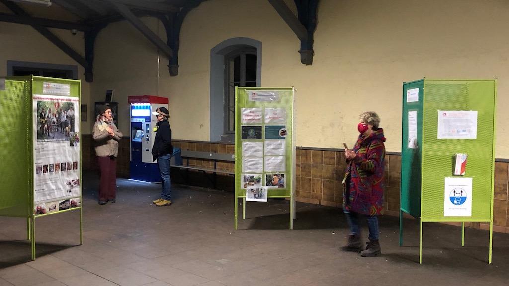 Bürgerbudget Vorschläge im Schondorfer Bahnhof
