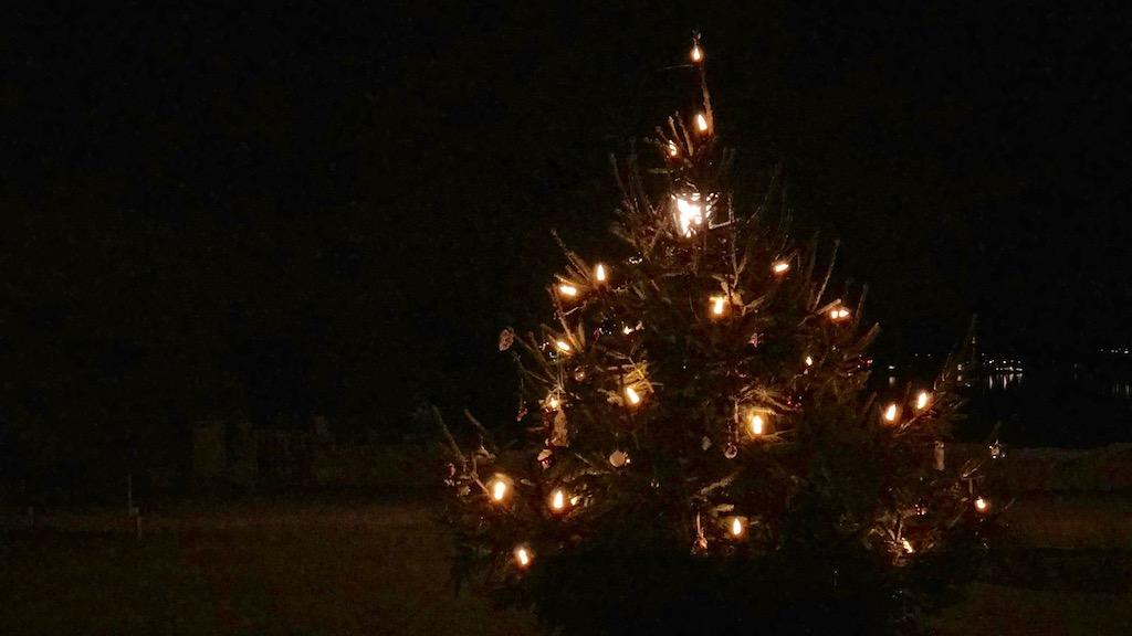 Weihnachten in Schondorf
