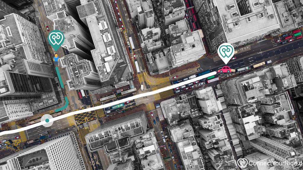 uRyde Mitfahr-App für Landsberg