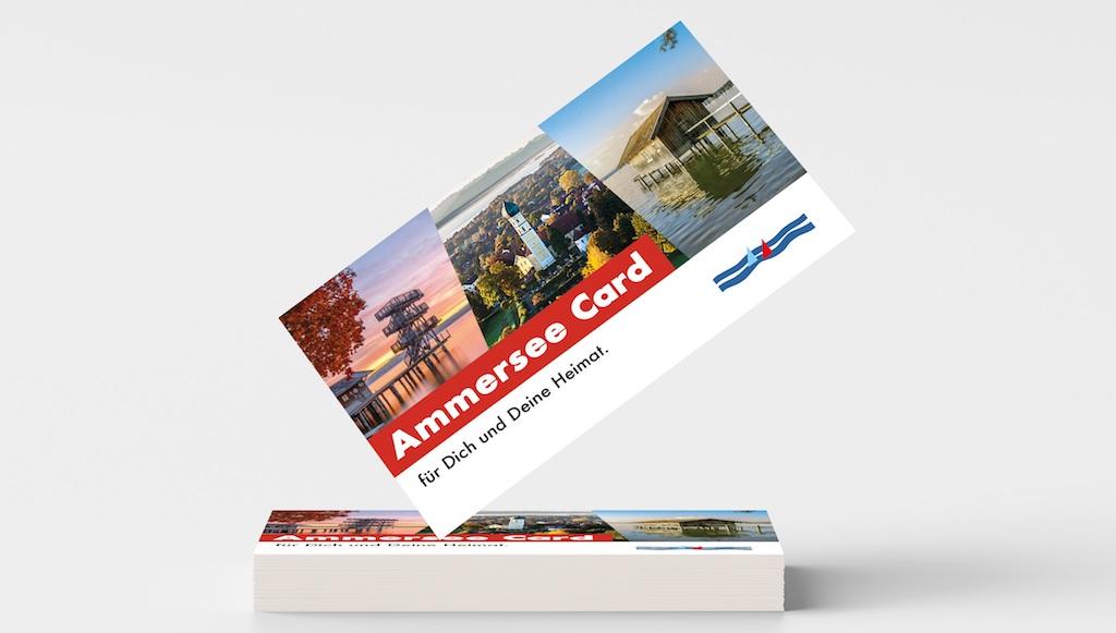 Entwurf der Ammersee Card