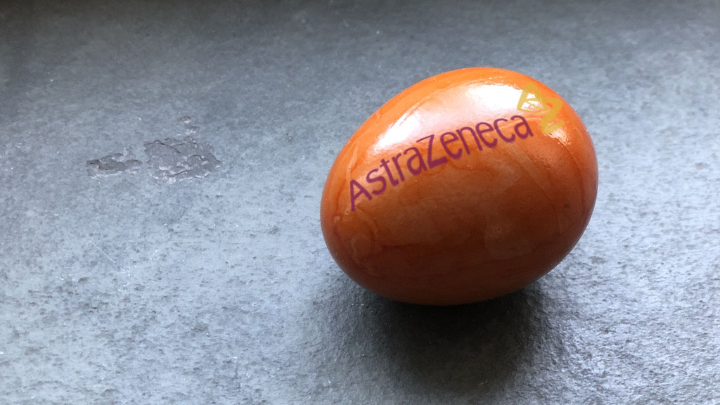 AstraZeneca Osterei