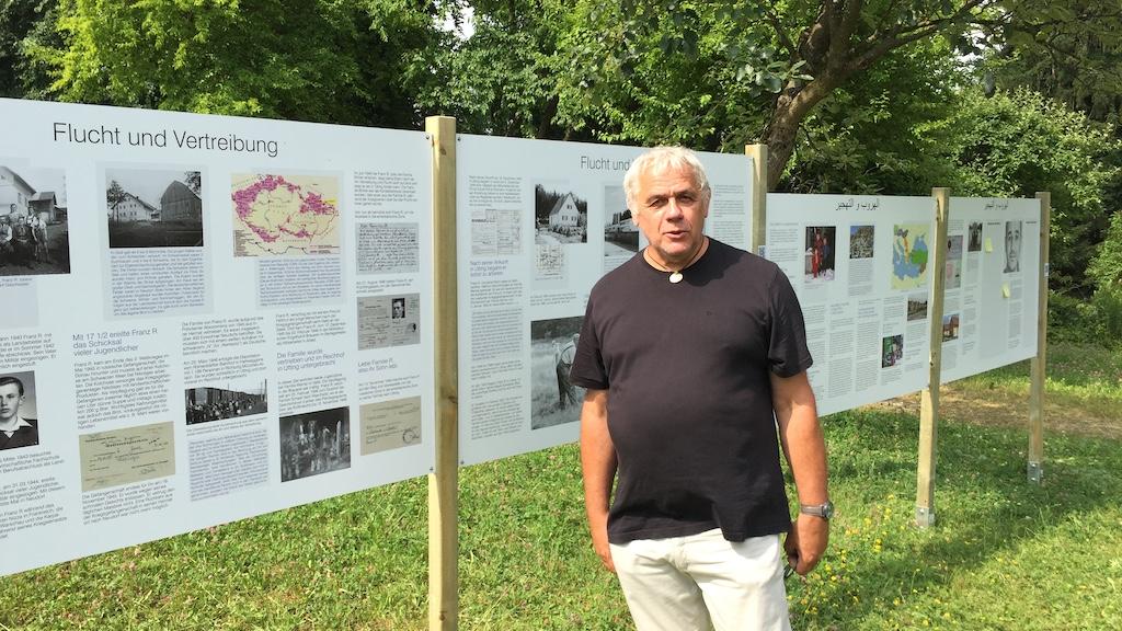 Harry Sternberg bei demn Kreiskulturtagen