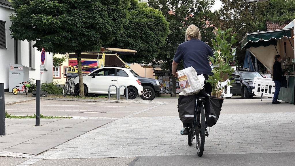 Mobilitätsumfrage am Ammersee