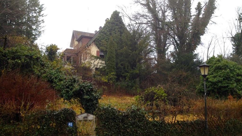 Ehemaligs Drexl-Haus in Schondorf am Ammersee