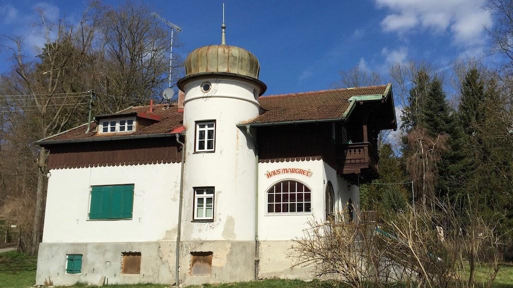 Ehemalige Villa Kaminsky in Schondorf