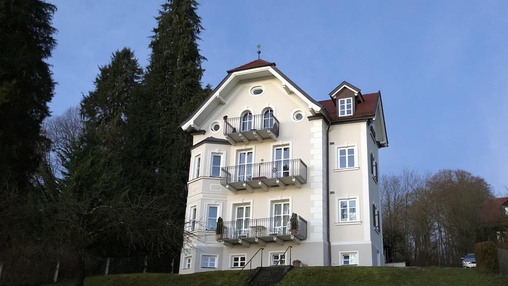 Hausnamen am Ammersee: Villa Schwarz