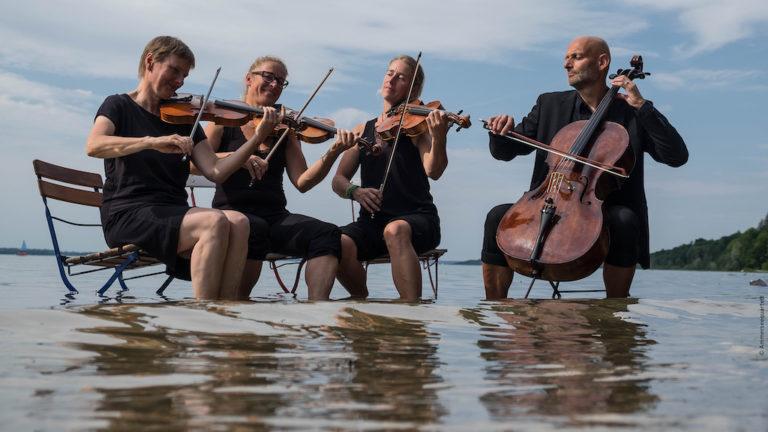Ammersee Quartett AmmerSeerenade 2021