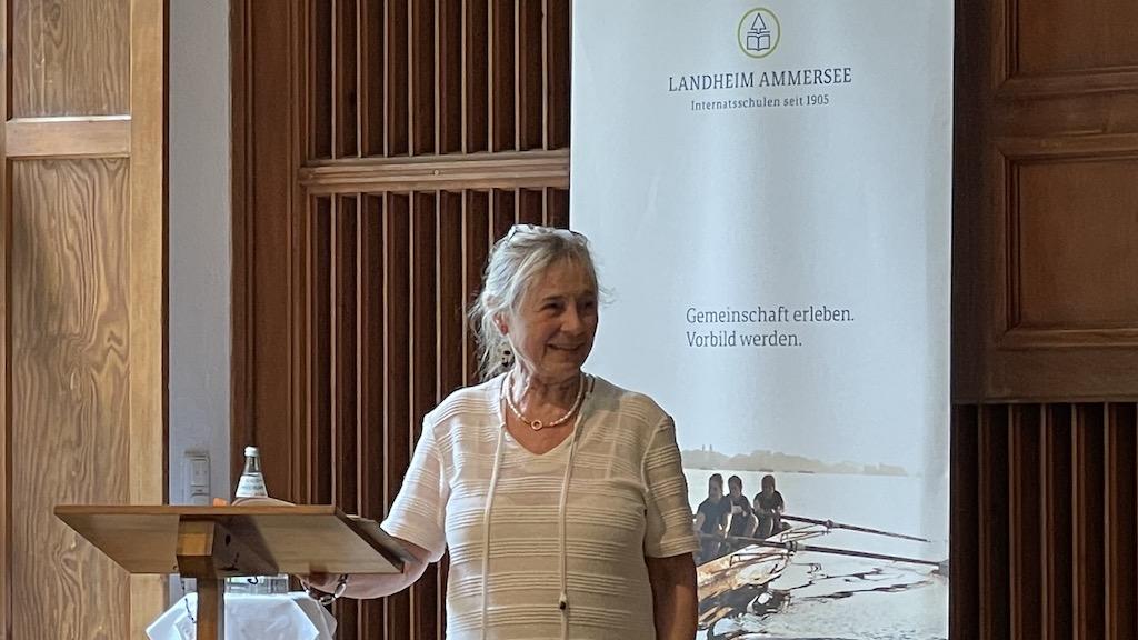 Carmen Rohrbach im Buch Stege 2.0