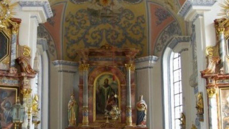 Ammerseerenade musikalische Kapellentag Hechenwang