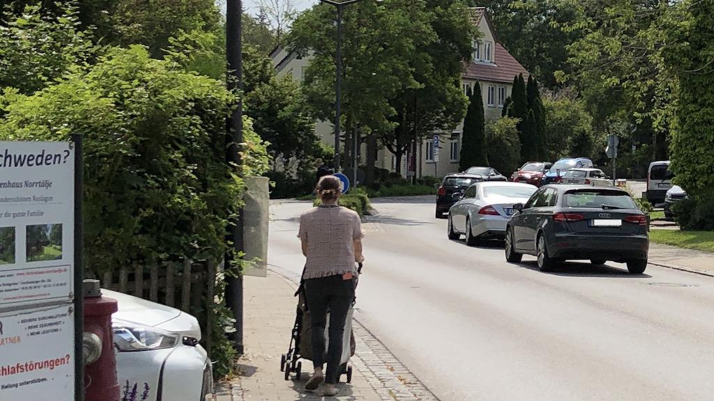 Ortsumfahrung Schondorf statt Staatsstrasse durch den Ort