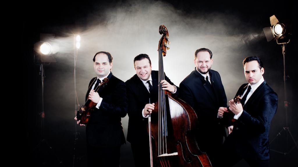 Janoska Ensemble bei der Ammerseerenade 2021